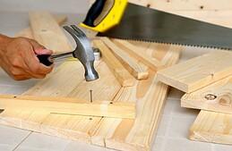 20 DIY à faire avec des chutes de bois