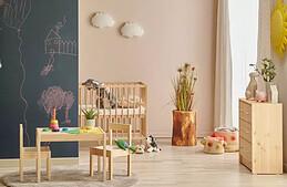 Spécial rentrée : les tableaux d'école investissent la chambre d'enfant