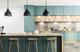 Quelles couleurs pour une cuisine moderne ?