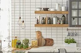 Comment habiller les murs de la cuisine à petit prix ?