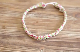 DIY : fabriquer un headband récup très facilement